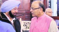 Captain Amarinder Singh dares Arun Jaitley to contest in Amritsar bypoll