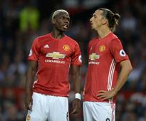 Zlatan Ibrahimovic and Paul Pogba 'are being dragged down by their Manchester United teammates'