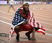 How to eat like an Olympic track star, according to LaShawn Merritt