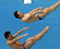 Diving World Series: China makes clean sweep