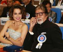 Amitabh Bachchan, Kangana Ranaut win big at 63rd National Awards