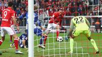 Watch: Bayern's Franck Ribery scores after embarrassing Hertha Berlin's defense