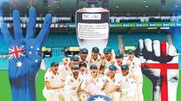 Ashes: Five ways to go four up