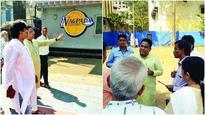 Nagpada corporator promises top-class basketball facilities