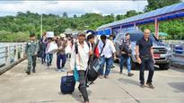 Thailand: Massive exodus of migrant workers after new labour regulation laws