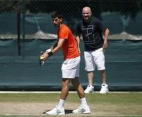 Wimbledon 2017: Novak Djokovic kicks off campaign for fourth title against Martin Klizan after dismal year