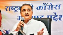 Congress sank and took NCP down as well: Praful Patel tells workers