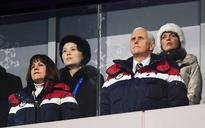 Mike Pence says he 'ignored' Kim Jong-un's sister at Olympics to send a message