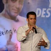 Salman Khan tweets about Sana Khan, says he is worried for his co-star