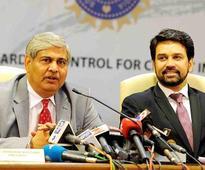 Anurag Thakur set to head ICC development committee