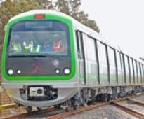 Bangalore metro service gets road connectivity