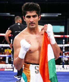 I'm eagerly waiting to knockout Kerry, roars Vijender