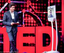 Shah Rukh & Google CEO Sundar Pichai come together to spread 'Nayi Soch' - News