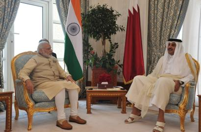 India, Qatar ink 7 agreements to boost cooperation