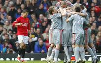 Liverpool vs Manchester United: Five memorable clashes between the archrivals
