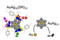 Hybrid approach confirms complex metal nanoparticles