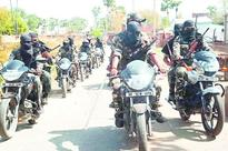 Sporadic clashes amid high turnout