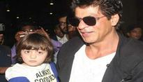Shah Rukh Khan has one wish for his children