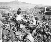Japan: Photos of the devastated cities of Hiroshima and Nagasaki after US atomic bombs