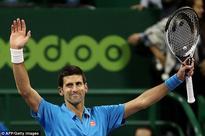 Novak Djokovic through to Qatar Open semis after beating Radek Stepanek