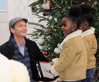 Neil Patrick Harris really wants you to get a real Christmas tree this year