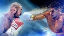 Fury Tips Martin To Beat Joshua In April Clash