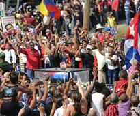 Fidel Castro's ashes arrive at final stop in Santiago de Cuba