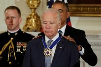 What is the Presidential Medal of Freedom? Why VP Joe Biden was Awarded One 'With Distinction'
