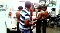 Gujarat: Dalits stripped, beaten up with iron rods for skinning dead cow
