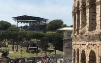 Anger in Rome over rock musical based on the life of the Emperor Nero