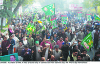 Kashmir Day: Rallying for a cause