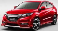 Honda Vezel Mugen (HR-V) to be showcased at Tokyo Auto Salon 2016