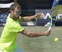 Stuttgart Open: Grigor Dimitrov knocked out by Jerzy Janowicz, Tomas Berdych progresses