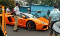 Fast & furious Chennai? Supercars worth ₹30cr grounded