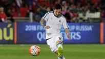 Manchester City's Martin Demichelis hints at Argentina retirement