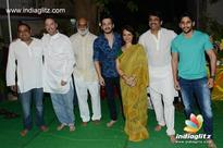 Akhil's movie launched in style