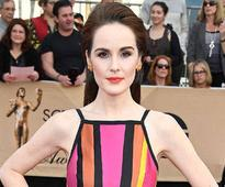 Michelle Dockery hopeful for Downton Abbey reunion
