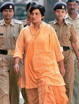 No objection if bail granted to Sadhvi Pragya: NIA tells HC