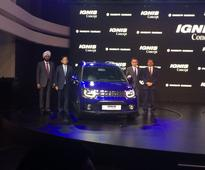 2016 Auto Expo: Maruti Suzuki Concept Ignis unveiled