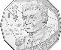 'Marvellous' Richie Benaud honoured with 50