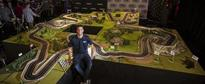 Daniel Ricciardo Has His (Scaled) Ultimate Formula One Track Built in Real Life