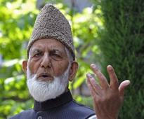 NIA will file chargesheet against Syed Ali Geelani's son