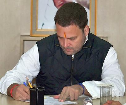 Rahul set to become Congress president
