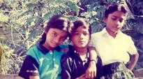 Dhanush shares a childhood picture with sisters