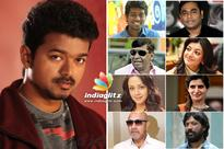 Exciting ! 'Vijay 61' cast and crew update