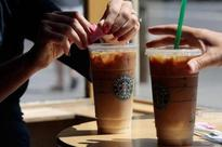 Hot about Starbucks iced coffee