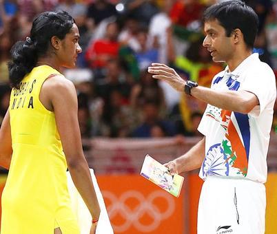 Gopichand is my best coach: PV Sindhu