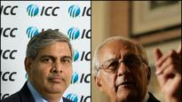 Outgoing PCB Chairman Shaharyar Khan invites ICC Chief Shashank Manohar to attend farewell ceremony