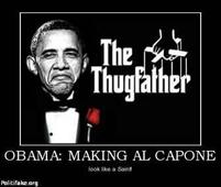 Something Yuuge's Coming! Lawless: The Age of Obama. Obama, The Chicago Gangster. He Stole The Oval Office! (Video)