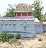 Temple renovated